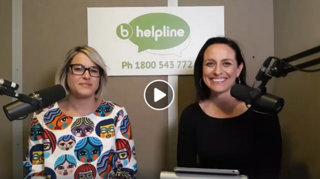 Feed Play Love - Relationship Helpline at Babyology with Kirsty Levin and Shevonne Hunt Week 3