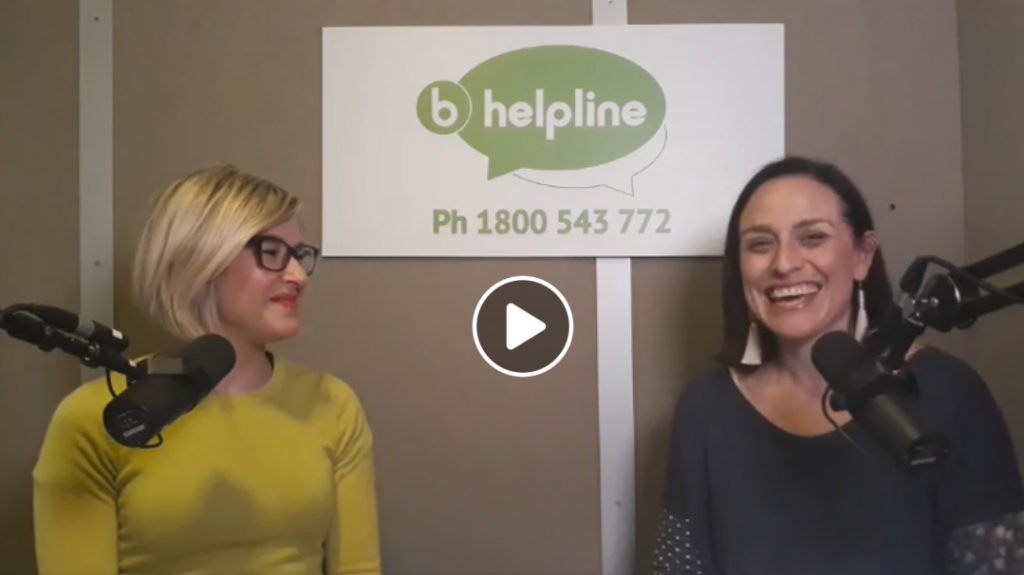 Feed Play Love - Relationship Helpline at Babyology with Kirsty Levin and Shevonne Hunt Week 4