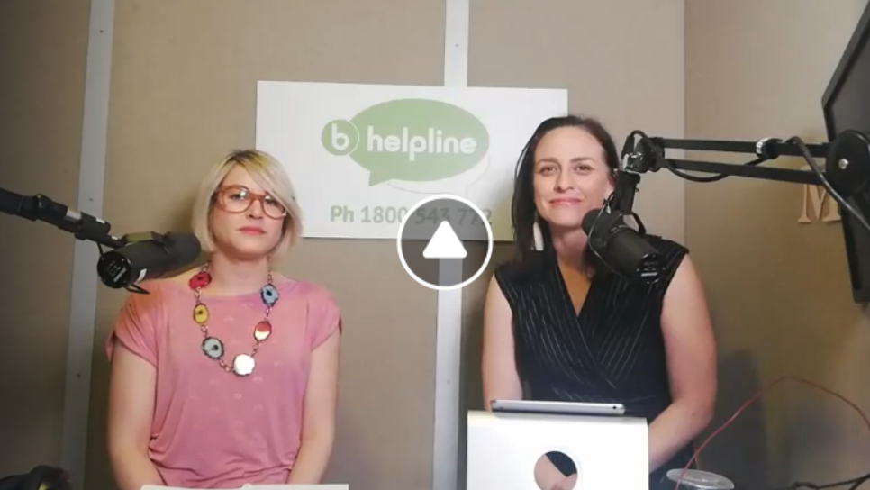 Feed Play Love - Relationship Helpline at Babyology with Kirsty Levin and Shevonne Hunt Week 2