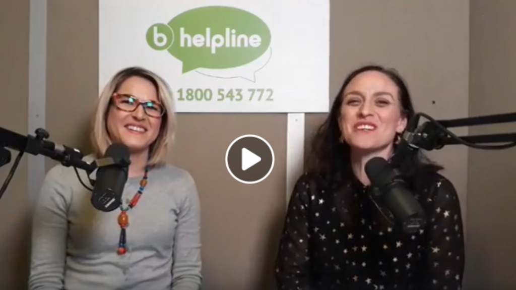 Feed Play Love - Relationship Helpline at Babyology with Kirsty Levin and Shevonne Hunt Week 1